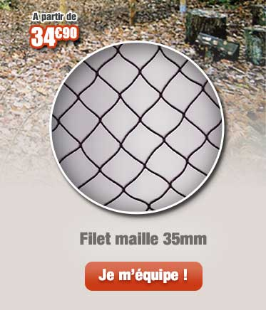 Filet maille 35mm