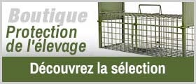La Boutique protection de l'élevage