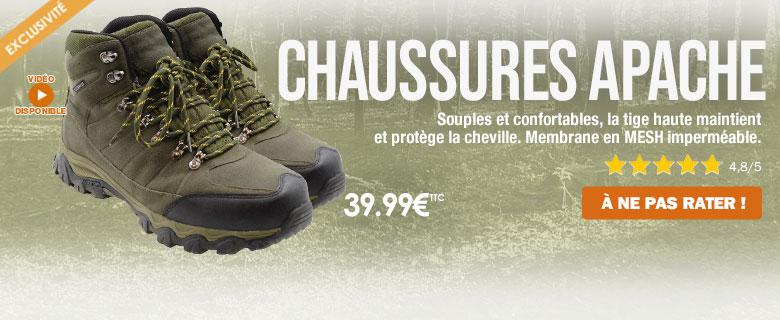 Chaussures Apache