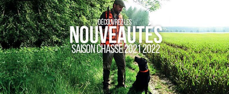 Découvrez les nouveautés de la saison de chasse 2021-2022