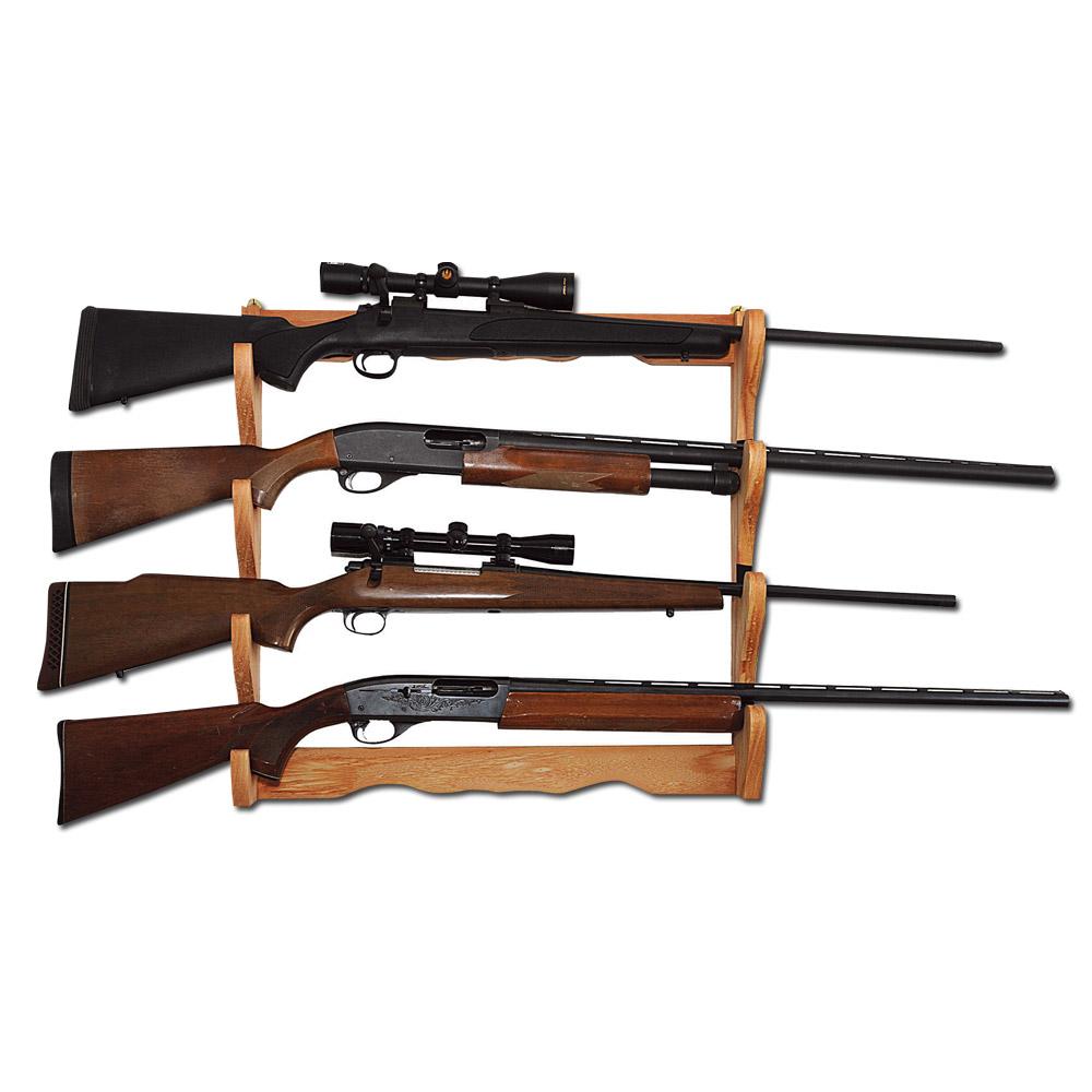 Ducatillon ratelier fusil chasse for Meuble porte fusils bois