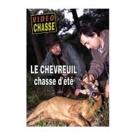 DVD : Le Chevreuil Chasse D'Eté