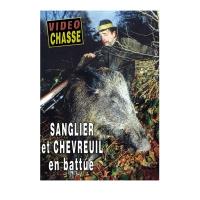 DVD : Sanglier et Chevreuil en battue