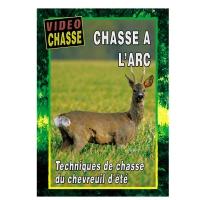 DVD : Technique De Chasse a L'Arc du Chevreuil