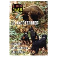 DVD : Le Jagdterrier Toute Chasse Tout Gibier