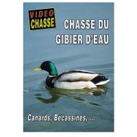DVD Chasse du gibier d'eau : Canard, Bécassines…