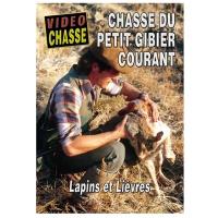 DVD : Chasse du petit gibier courant : Lapins et lièvres
