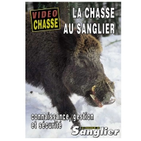 DVD : La chasse au sanglier : Connaissance, gestion et sécurité