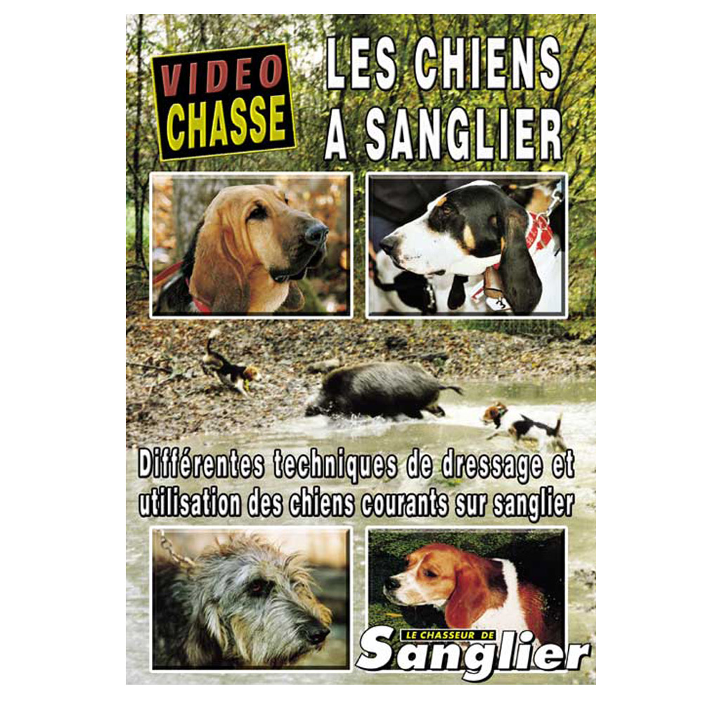 chasse ducatillon belgique dvd les chiens sanglier boutique de vente en ligne. Black Bedroom Furniture Sets. Home Design Ideas