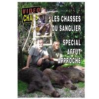 DVD : Les chasses du sanglier : spécial Affût Approche