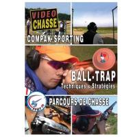 DVD : Ball-trap : Parcours de chasse et compak sporting