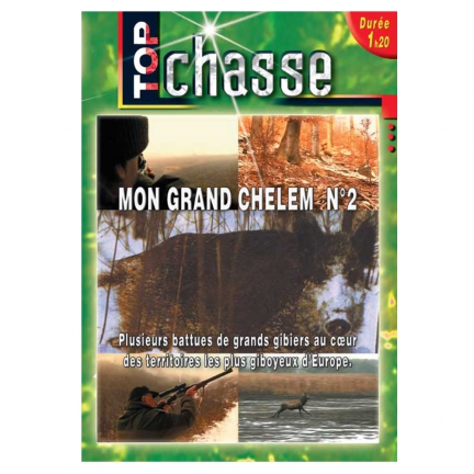 DVD : Mon grand shelem n°2