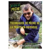 DVD : Techniques de pêche de la truite en ruisseau