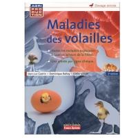 Livre Maladies des volailles