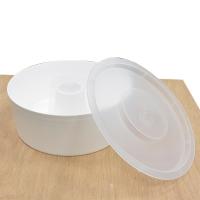 Nourrisseurs ronds en plastique 2kg
