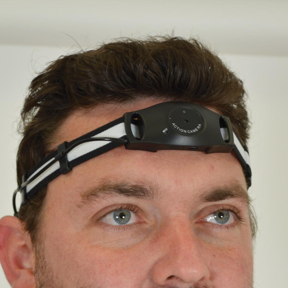 produit camera frontale embarquee avec micro