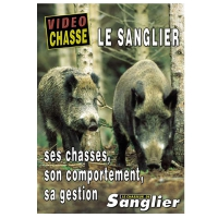 DVD : Le Sanglier : ses Chasses, son Comportement.