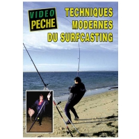 DVD : Technique Moderne de Surfcasting