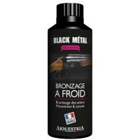 Bronzage à froid ArmeNet® BLACK METAL