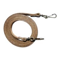 Sautoir en cuir pour corde d'appel