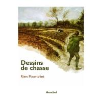 Livre: Dessins de chasse par Rien Poortvliet