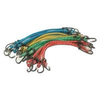 Tendeurs élastiques à crochets x 18