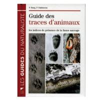 Livre : Guide des Traces d'Animaux