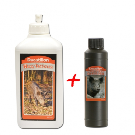 OD hog licious 500ml+ attract sanglier 100ml