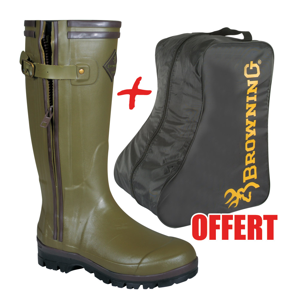 Bottes Browning Taille 44