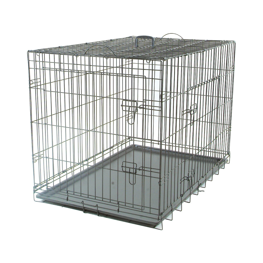 ducatillon cage pour chien pliante chiens. Black Bedroom Furniture Sets. Home Design Ideas