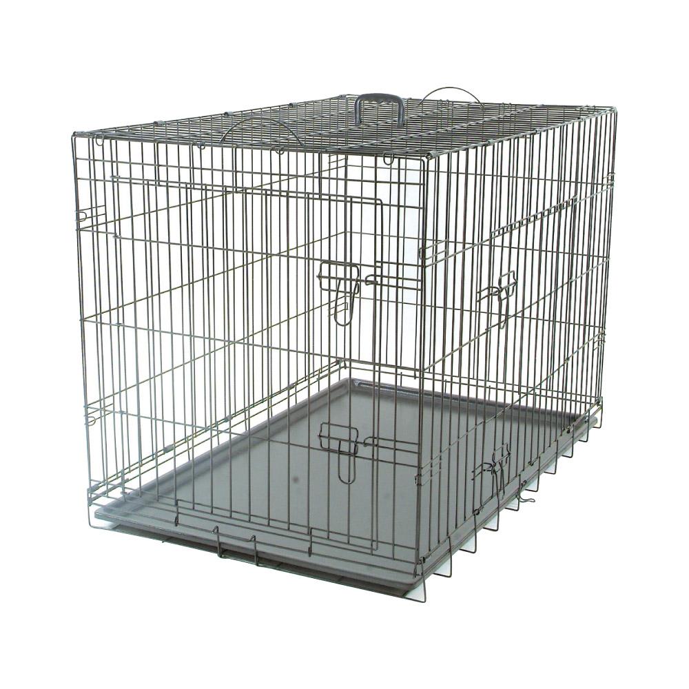 cage transport pour chien. Black Bedroom Furniture Sets. Home Design Ideas