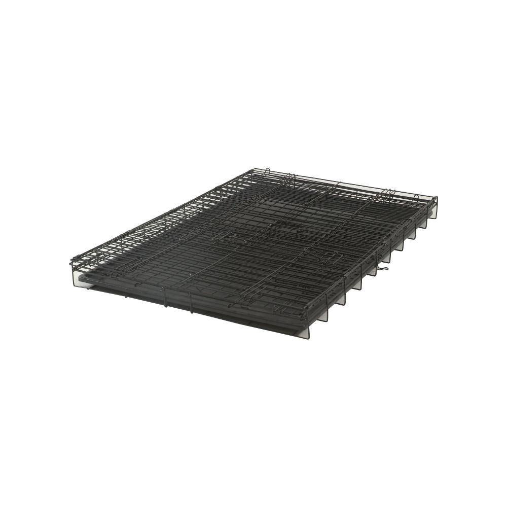 ducatillon cage pour chien pliante chiens. Black Bedroom Furniture Sets. Home Design Ideas