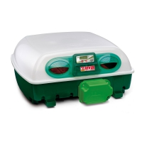 Couveuse automatique River Systems Egg Tech 49