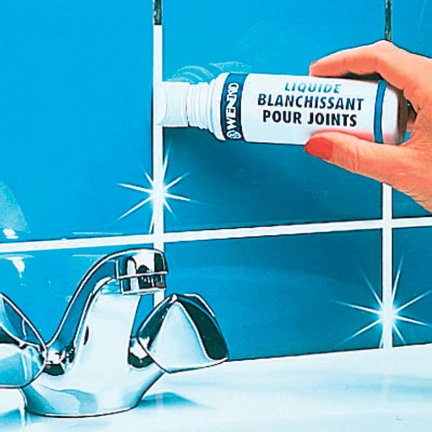 Liquide Blanchissant pour Joints