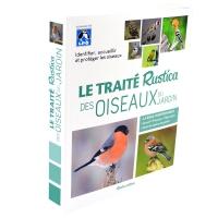 Livre : Traité rustica des oiseaux du jardin