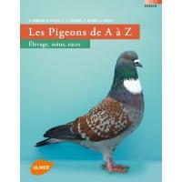 Livre : Le pigeon de A à Z