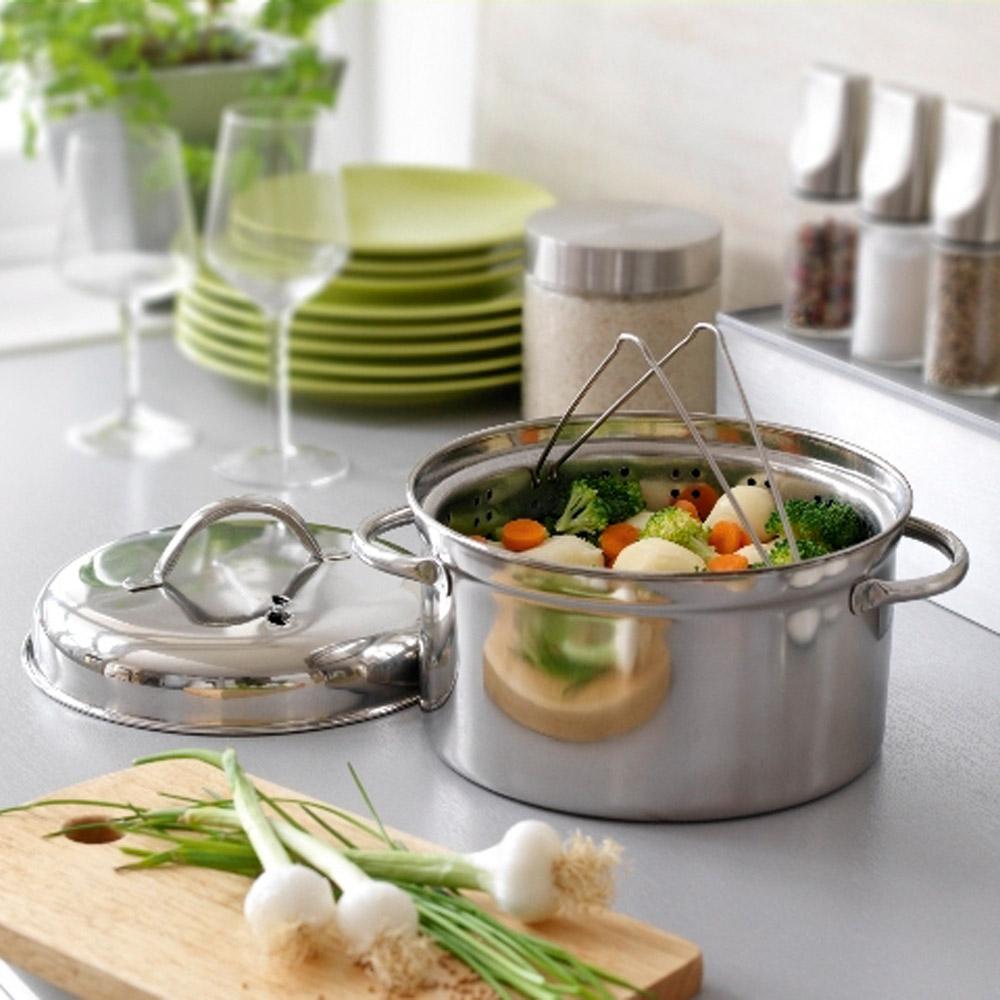 cuit vapeur achat vente d 39 ustensiles de cuisine. Black Bedroom Furniture Sets. Home Design Ideas