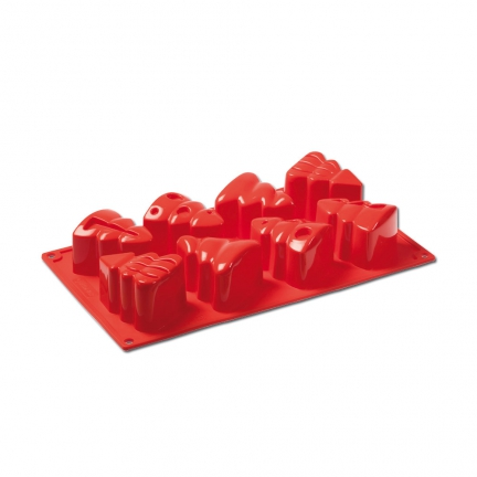 Moule Silicone Platine Christmas