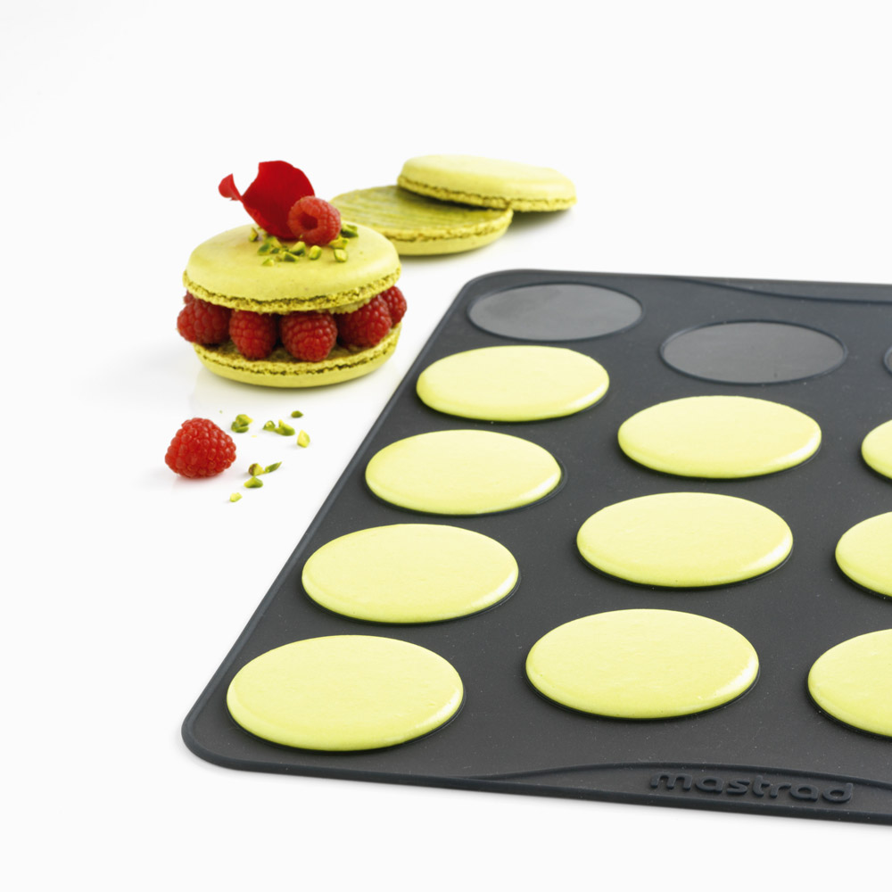 Ducatillon plaque grands macarons mastrad cuisine for Ducatillon cuisine