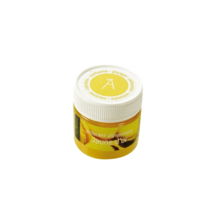 Colorant Alimentaire Jaune d'Or