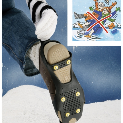 Crampons pour Chaussures Homme