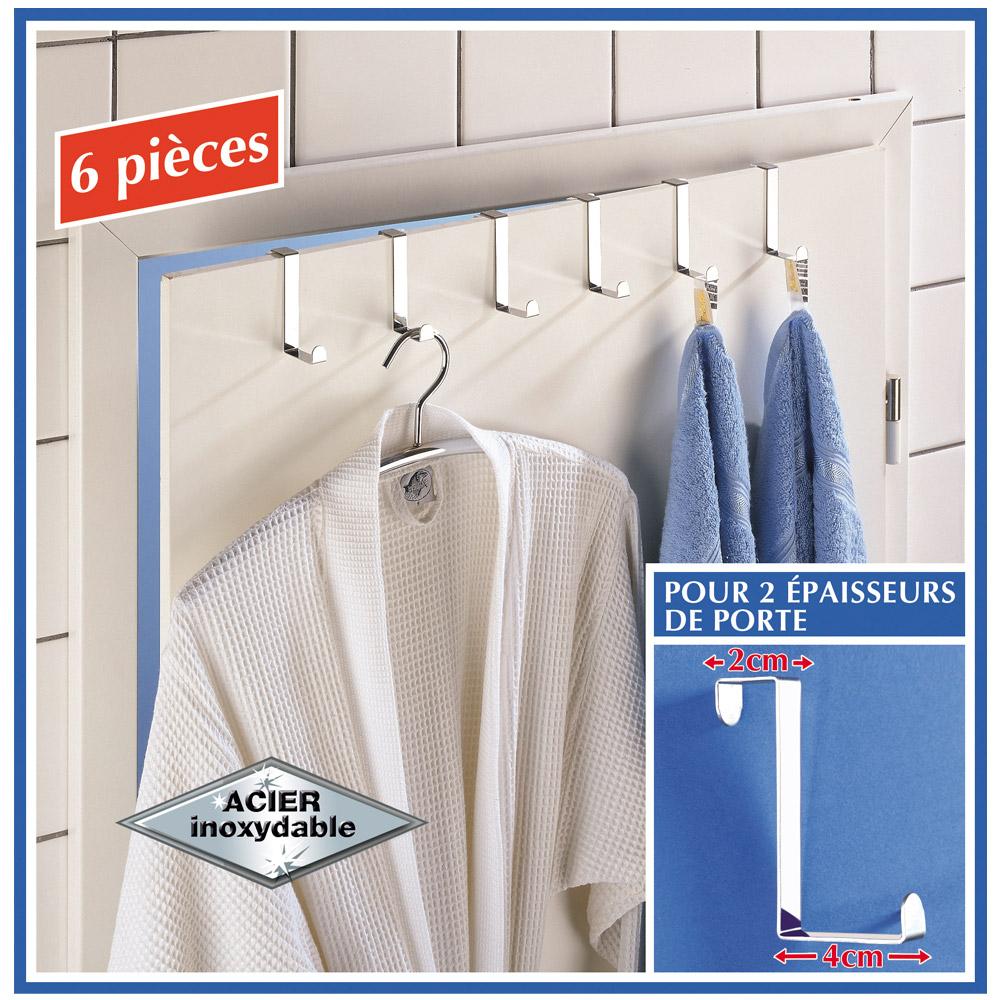 Boutiques ducatillon belgique les 6 crochets de porte for Qui portent des crochets