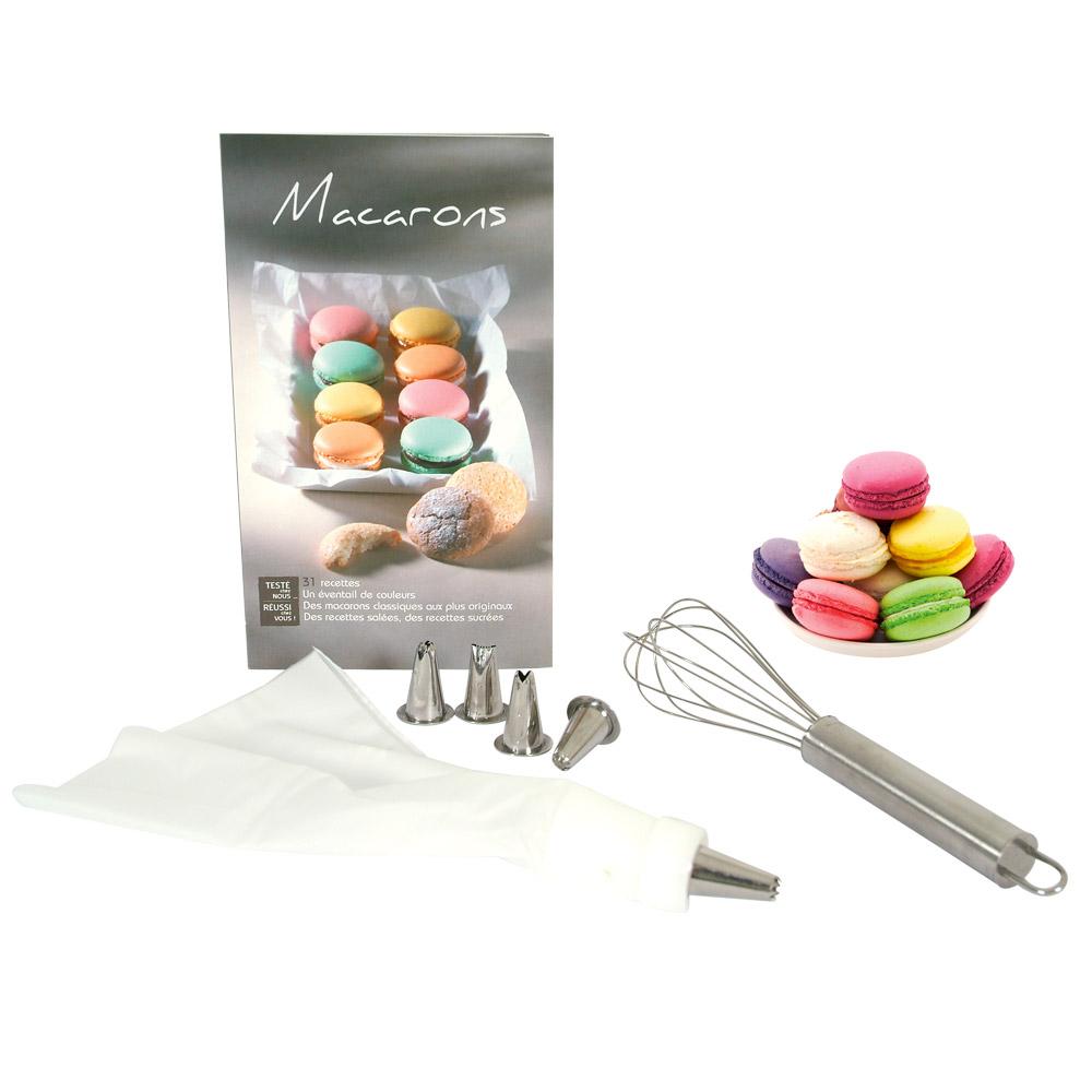 ducatillon coffret fan de macarons cuisine. Black Bedroom Furniture Sets. Home Design Ideas