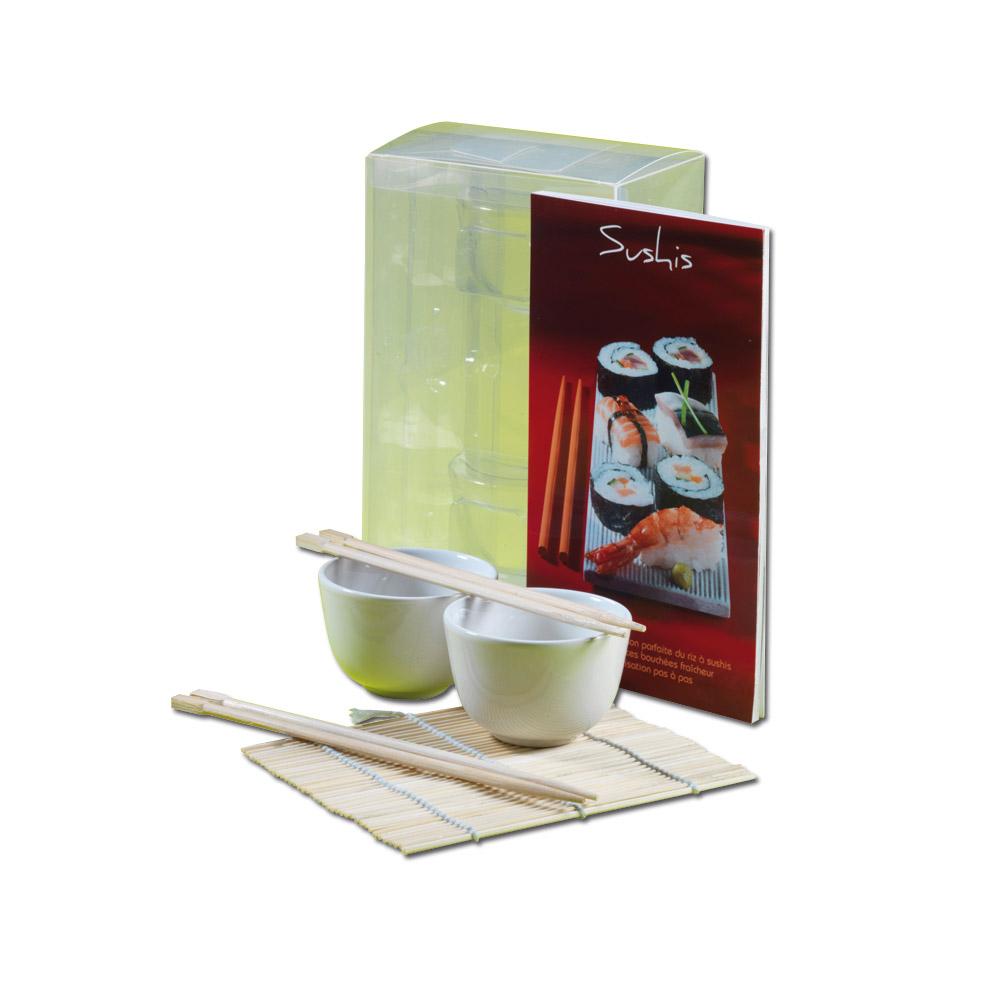 coffret sushis achat vente d 39 ustensiles de cuisine. Black Bedroom Furniture Sets. Home Design Ideas