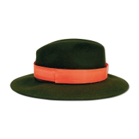 Tour de chapeau traque orange