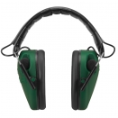 Casque vert E-max: protection et amplification auditive