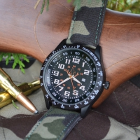 Montre Camouflage TEAMWOOD