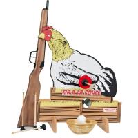 Jeu de tir sur poules