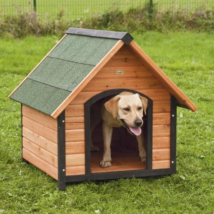 ducatillon niche pour chiens newland chiens. Black Bedroom Furniture Sets. Home Design Ideas