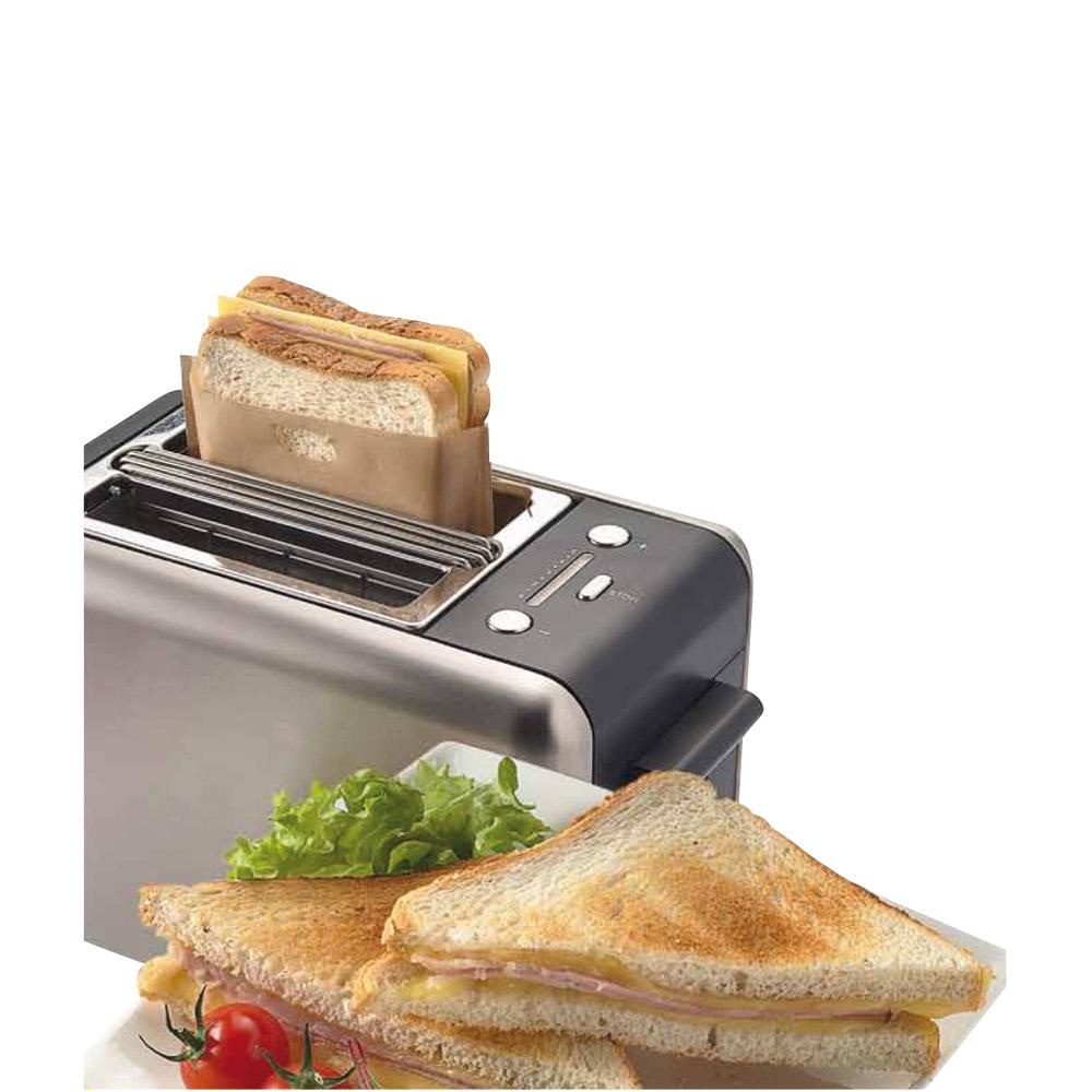 Ducatillon recommandez ce produit un ami - Sachet cuisson croque monsieur grille pain ...